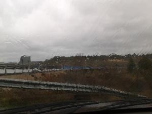 rain and cold