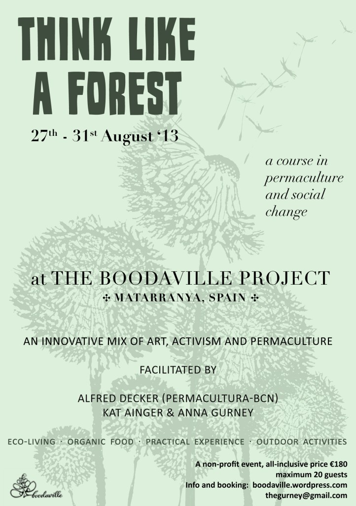 think like a forest flyer