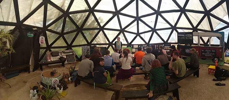 Boodaville Dome - 01